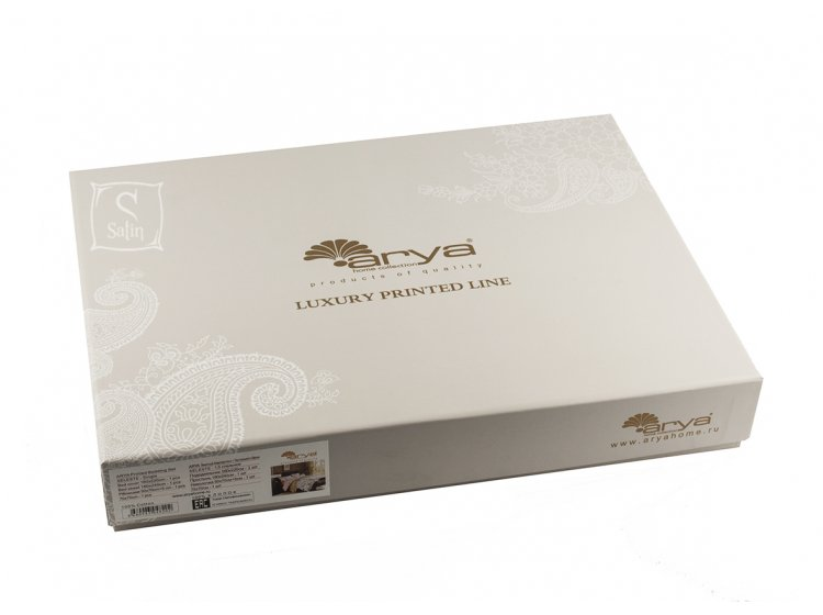 Постельное белье Arya. Eva упаковка
