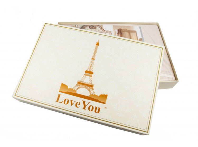 Постельное белье Love you. 2-08 упаковка