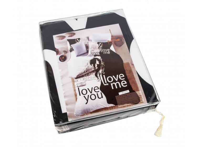 Постельное белье Love you. QY 1277 упаковка