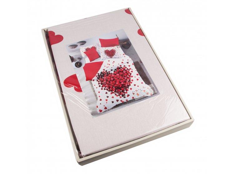 Постельное белье Love you.Сатин Digital Венера упаковка