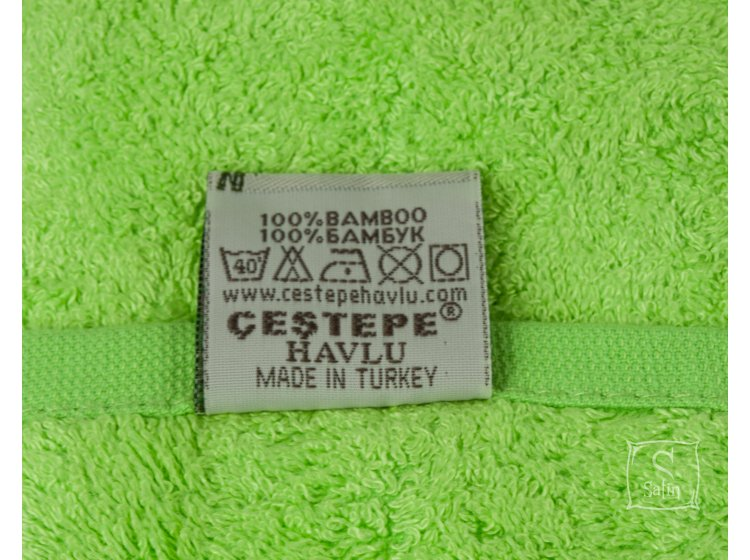 Набор махровых полотенец Cestepe. Bamboo Junior Сафари