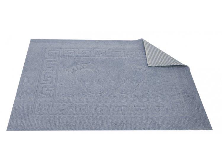 Коврик для ванной Gursan. Light grey на прорезиненой основе 50х70 см