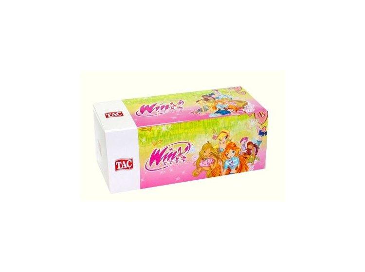 Детское постельное белье TAC. Winx Flora Infinity упаковка