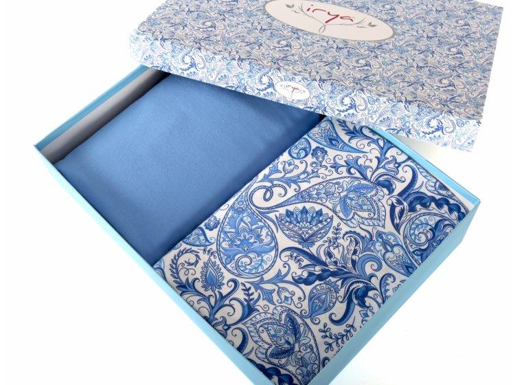 Постельное белье Irya. Flanel Salamis в упаковке