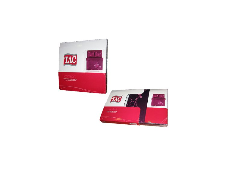 Постельное белье TAC. Carolina lilac упаковка