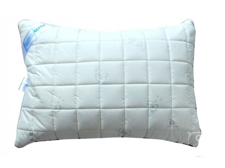 Подушка шерстяная SoundSleep. Soft Dreams