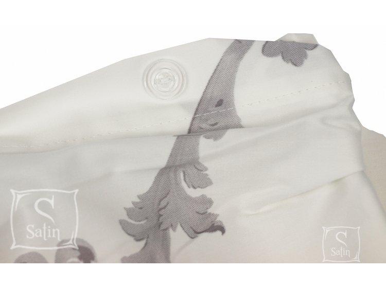 Постельное белье TAC. Selby V01 bordo пододеяльник