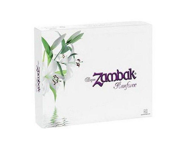 Постельное белье Zambak Premium Ranforce. 7654-02 упаковка
