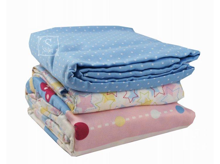 Детское постельное белье белье First Choice. Sweet Toys Mavi