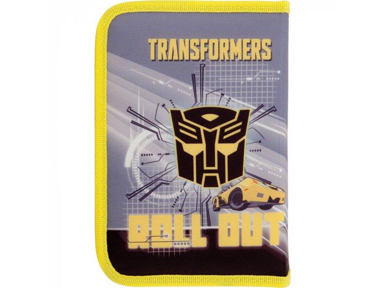 Пенал-книжка Kite. Transformers, TF16-622, 1 отделение, 2 отворота