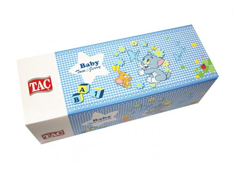 Постельное белье в детскую кроватку TAC. Tom and Jerry Baby Boy упаковка