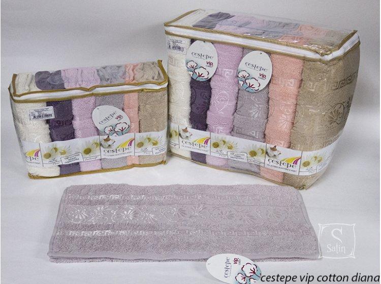 Набор полотенец Cestepe. Vip Cotton Diana