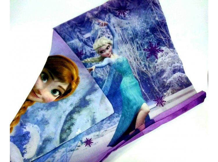 Детское постельное белье TAC. Frozen Disney двухсторонняя наволочка