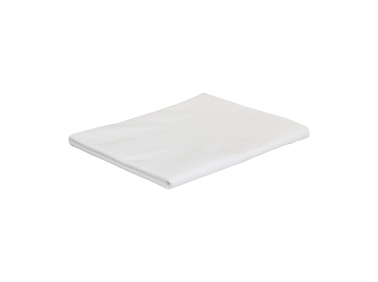 Простынь  U-TEK. BOSTON Jefferson Sateen white, 100% хлопок (сатин страйп)