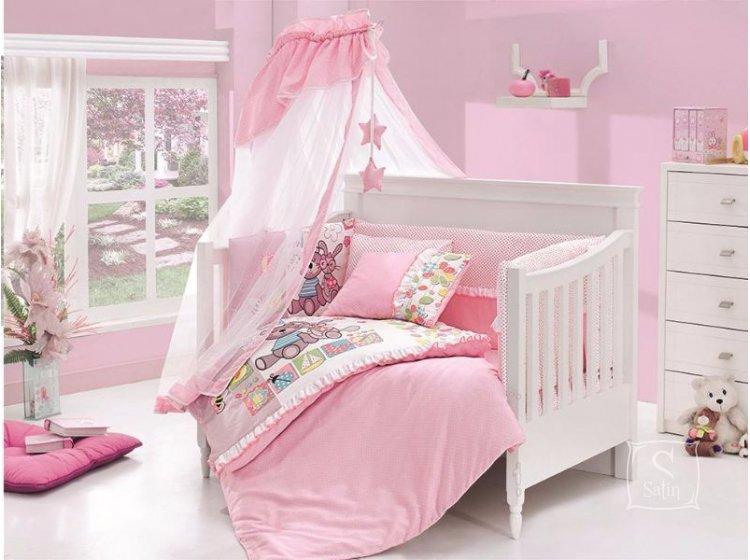 Детское постельное белье белье First Choice. Well