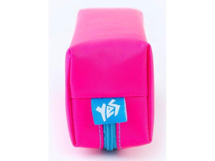 Пенал мягкий 1 Вересня YES. Yes pink, 20*6,5*5