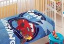 Плед детские TAC. Cars baby, размер 100х120 см
