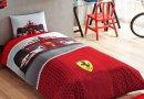 Детское постельное белье TAC. Ferrari F1 Race
