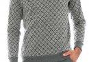 Пижама с брюками мужская Jokami. Orion серая