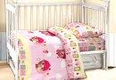 Постельное белье в детскую кроватку Непоседа. Малышарики Нюша