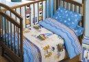 Постельное белье в детскую кроватку Непоседа. Юнга