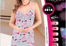 Ночная рубашка женская Nebula. 381A