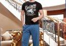 Прогулочный комплект футболка+бриджи BERRAK. 4202