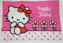 Детское постельное белье TAC. Hello Kitty pink наволочка 2 сторона