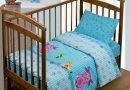 Постельное белье в детскую кроватку Непоседа. Доброе утро