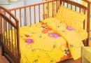 Постельное белье в детскую кроватку Непоседа. Сладкоежка