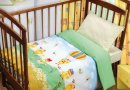 Постельное белье в детскую кроватку Непоседа. Парашютист