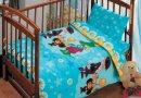 Постельное белье в детскую кроватку Непоседа. Весёлый праздник