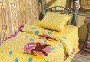 Непоседа, Цирк, 1,5-спальный комплект белья, бязь