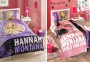 Детское постельное белье ТАС. Hanna Montana True Super Star