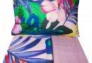 Постельное белье Tac. Bamboo Digital Jungle V01 M