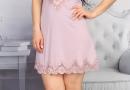 Ночная сорочка Mariposa. Модель 7122 Lila
