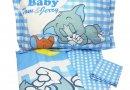 Постельное белье в детскую кроватку TAC. Tom and Jerry Baby Boy комплект